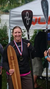 Eastern Canadian SUP Women's Champ
