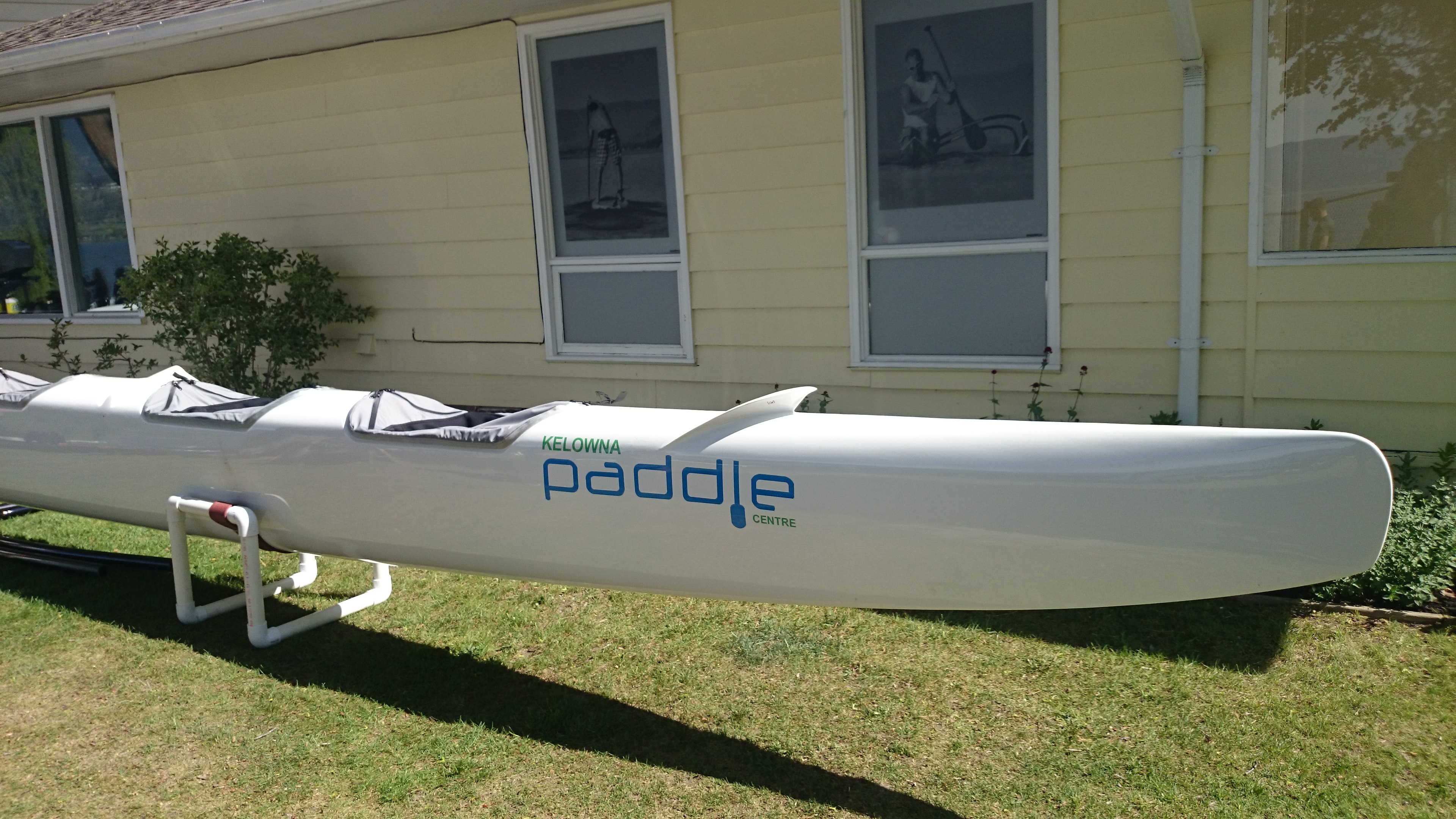 It was Christmas in April! New boats!